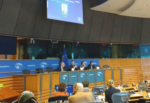 Wim van de Camp Europees Parlement