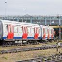 Een trein van Transport for London