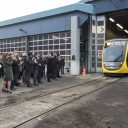 CAF-tram voor Uithoflijn Utrecht