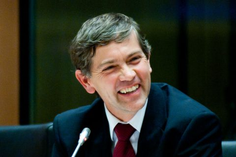 Directeur Libor Lochman van CER