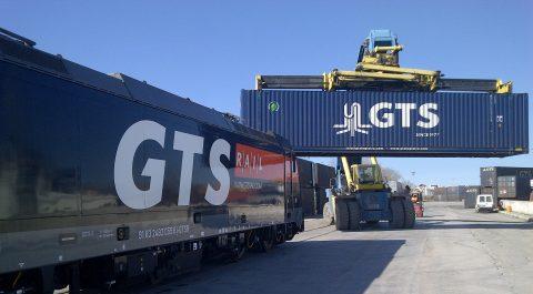 Spoorgoederenvervoerder GTS