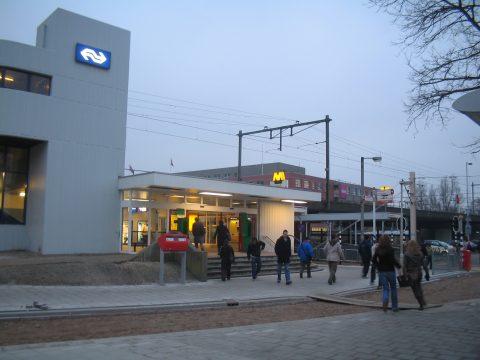 Station Rotterdam Alexander