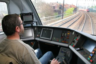 ERTMS Atlas Level 2 op het Zwitserse spoor, foto: Alstom Transport / E. Lamperti
