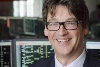 Directeur ERTMS Wim Fabries van het ministerie van Infrastructuur en Milieu