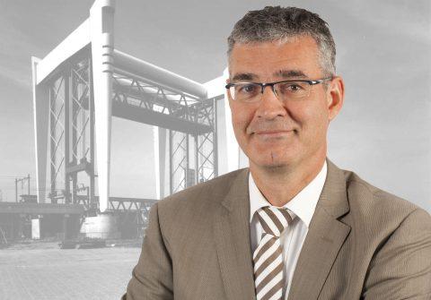 Herman van der Horst, divisiedirecteur divisie Ruimte, Mobiliteit en Infra bij Movares