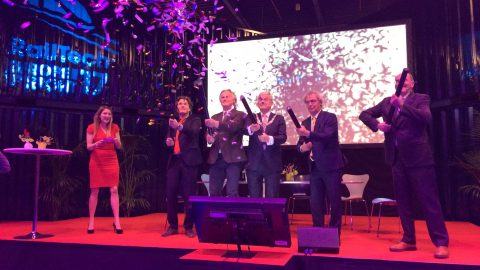 Opening RailTech Europe 2017