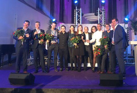 Winnaars Innovation Award