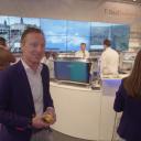 Directeur Lex van der Poel van Dual Inventive op RailTech Europe 2017