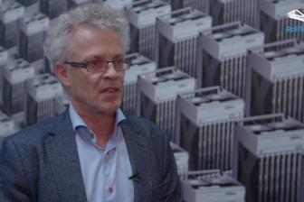 Technisch manager Ferdi van den Brûle van HIMA