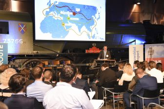 Karl Gheysen, operationeel directeur van Europese regio van KZT Express