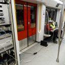 Beveiligingssysteem Alstom in de metro, Gé Dubbelman