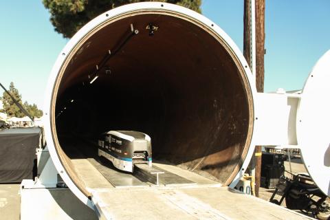WARR Hyperloop Pod, foto WARR