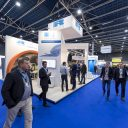 De stand van Ricardo Rail tijdens RailTech Europe 2017