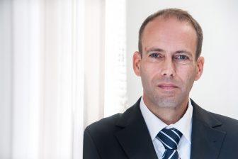 Wim Visser nieuwe algemeen directeur van DB Cargo