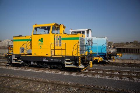 Locomotief R500C