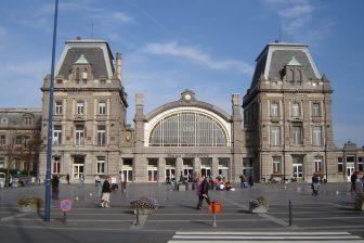 Treinstation Oostende