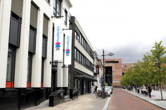 Het kantoor van ProMedia Group in Breda