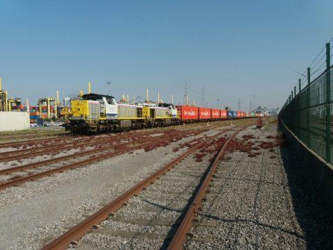 Spoorverbinding Antwerpen, LORO, Lineas