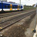 ZKL 3000 RC Dual Inventive in onderhoudsgebied BAM Rail Infra