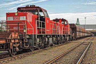 DE 6400 locomotief
