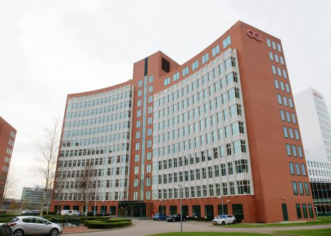 Het kantoor van CGI in Rotterdam