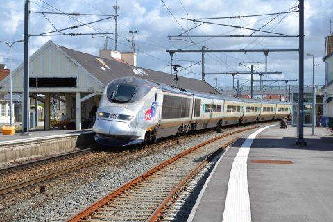 TGV trein van SNCF