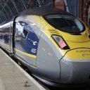 Eurostar op St Pancras