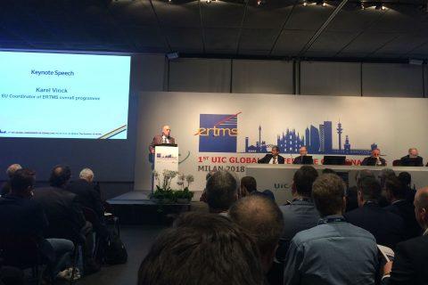 Karel Vinck, EU-coördinator ERTMS-programma