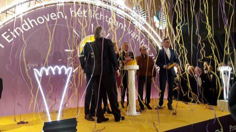 Station Eindhoven geopend