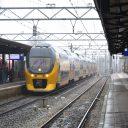 VIRM 8666 intercity station Dordrecht