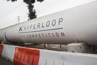 Hyperloop Pod-wedstrijd