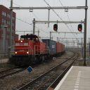 Goederentrein station Breda