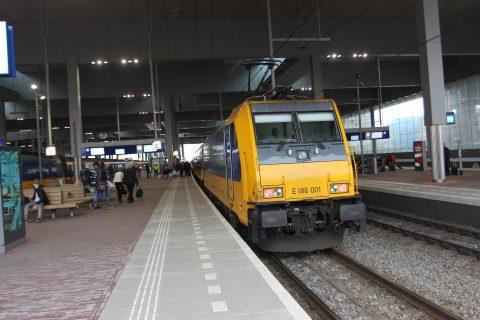 Intercity Brussel Beneluxtrein Breda