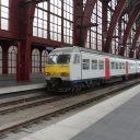 NMBS trein Belgie