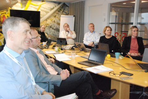 Strukton Rail Zweden nieuw managementteam
