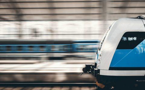 Trein Apeldoorn