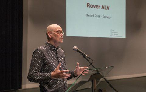 Walter Etty ALV Rover