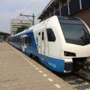 Trein van Keolis op station Zwolle, Kamperlijn