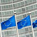 Vlaggen voor het Berlaymontgebouw