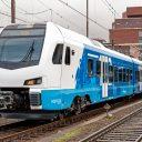 Een Flirt 3-trein Keolis in Amersfoort, foto: Roel Hemkes/Flickr