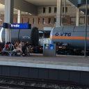 Goederentrein met gevaarlijke stoffen in Breda