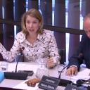 Staatssecretaris Stientje van Veldhoven van Infrastructuur en Waterstaat