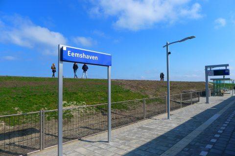 Station Eemshaven