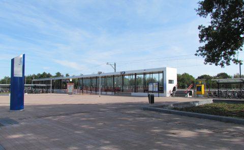 Station Emmen-Zuid, foto: Wikimedia Commons