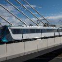 Sydney Metro test een autonome metrotrein