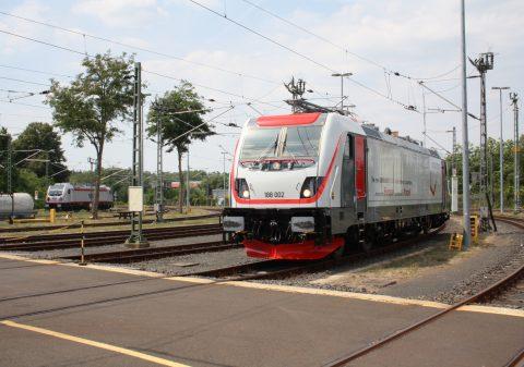 Nieuwe Traxx locomotief Bombardier