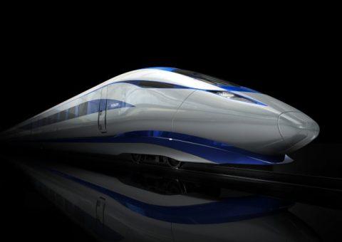 Ontwerp Hitachi en Bombardier voor HS2