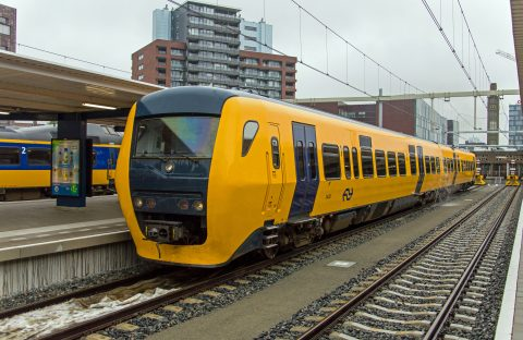 Buffel, NS-trein foto: Rob Dammers/Flickr