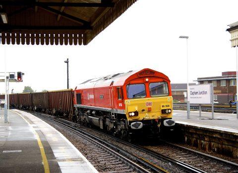 DB Cargo goederentrein