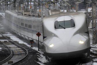 JR West shinkansen